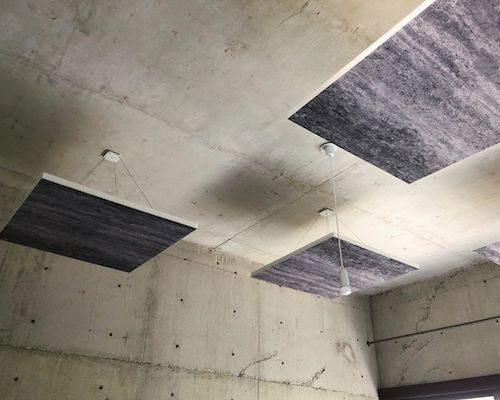 revetement acoustique plafond fitic